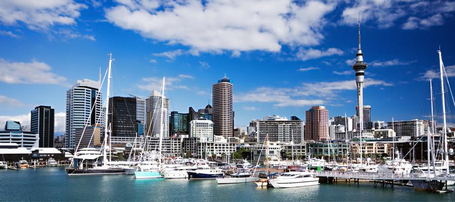le principal centre de transit de Nouvelle-Zélande